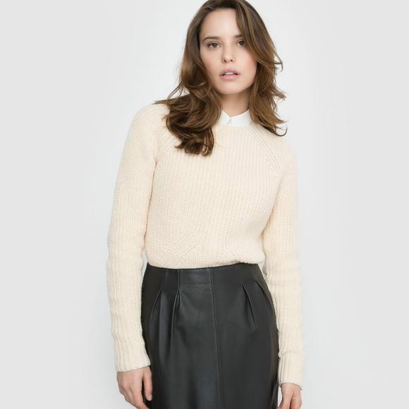 【法国LR】秋冬搭配专场:女士羊毛混纺针织衫折后仅需241元!