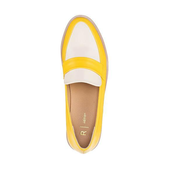 【法国LR】限时秒杀包邮:R edition女士坡跟乐福鞋包邮到手仅需174元!